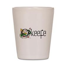 O'Keefe Celtic Dragon Shot Glass