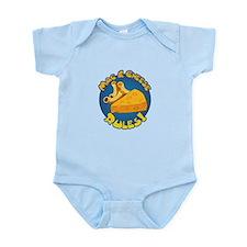 Mac & Cheese Rules Infant Bodysuit