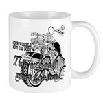 Two wheels move the soul Mug