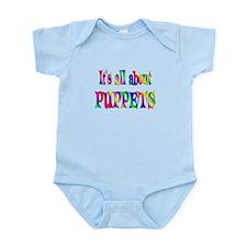 About Puppets Infant Bodysuit