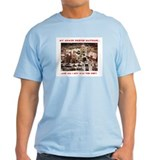 Ash Grey Bastogne T-shirt