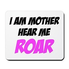 I Am Mother Mousepad