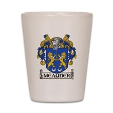 Meagher Coat of Arms Shot Glass
