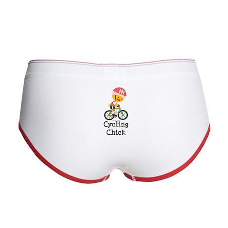Cycling Chick Women's Boy Brief