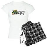 Murphy Celtic Dragon pajamas