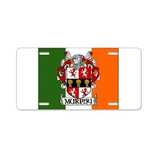Murphy Arms Tricolour Aluminum License Plate