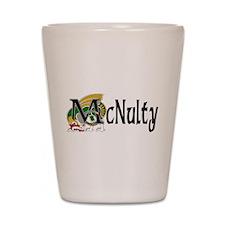 McNulty Celtic Dragon Shot Glass