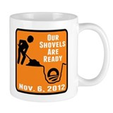 Shovels Ready! Mug