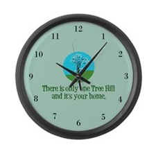OTH Home Large Wall Clock