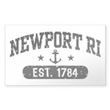 Newport Rhode Island Decal