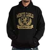 Monte Carlo Monaco Hoodie