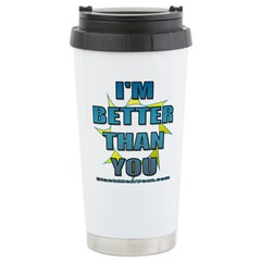 I'm Better Ceramic Travel Mug