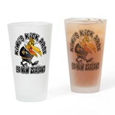 Kiwi's Pint Glass