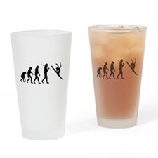 The Evolution Of The Dancer Drinking Glass