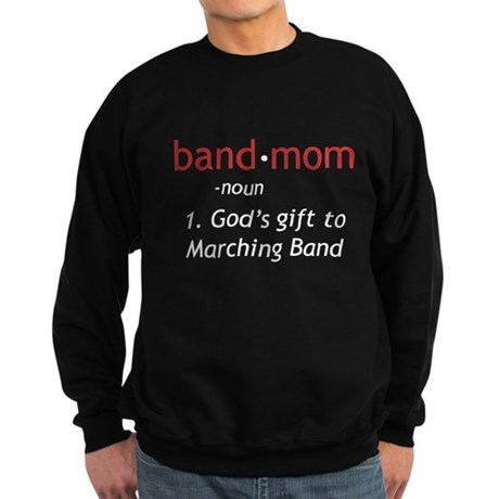Definition of a Band Mom Sweatshirt (dark)