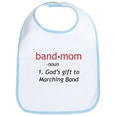 Definition of a Band Mom Bib