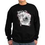 Smokin' Royal Flush Jumper Sweater