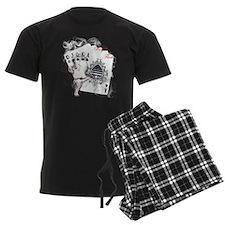 Smokin' Royal Flush Pajamas