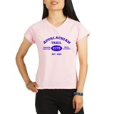 Appalachian Trail Women's Sports T-Shirt