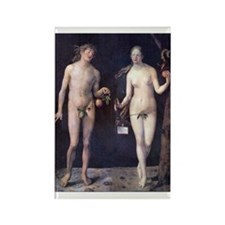 Adam and Eve Magnet