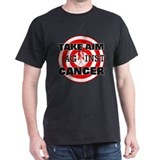 Take Aim - Oral Cancer T-Shirt