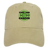 Take Aim - Non-Hodgkin's Lymphoma Baseball Cap