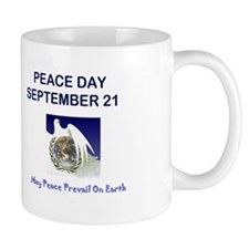 Unique International day of peace Mug