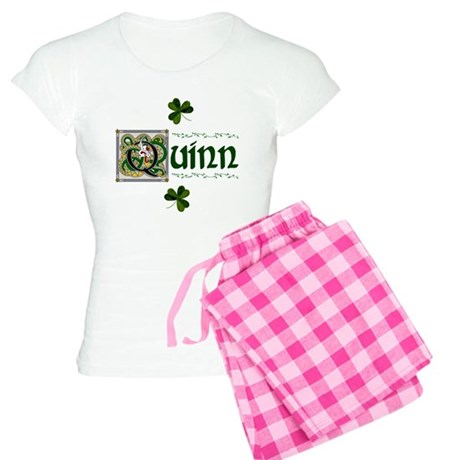 Quinn Celtic Dragon Women's Light Pajamas
