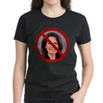 No Michele 2012 Women's Dark T-Shirt