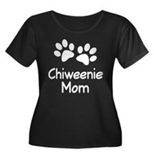 Cute Chiweenie Mom T