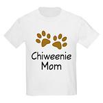 Cute Chiweenie Mom Kids Light T-Shirt