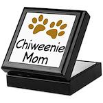 Cute Chiweenie Mom Keepsake Box
