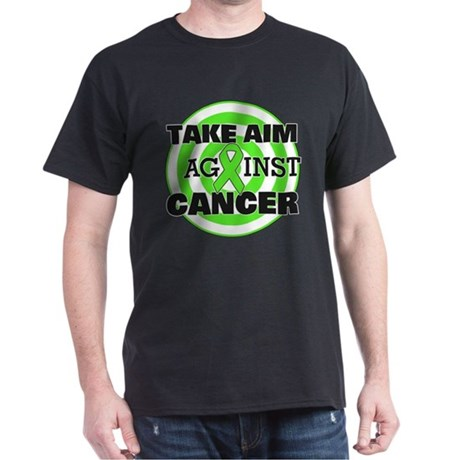 Take Aim - Lymphoma Dark T-Shirt