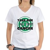 Take Aim - Liver Cancer Shirt