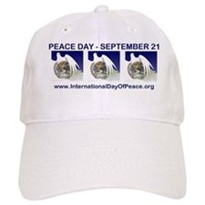 International day of peace Baseball Cap
