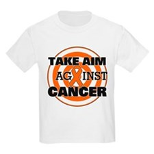 Take Aim - Leukemia T-Shirt
