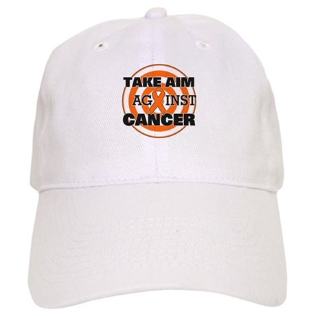 Take Aim - Kidney Cancer Cap
