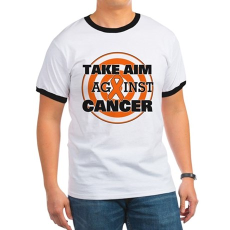Take Aim - Kidney Cancer Ringer T