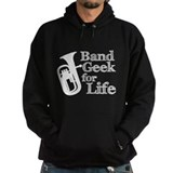 Baritone Band Geek Hoody