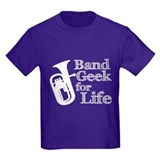 Baritone Band Geek T