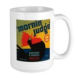 Morning Judge Mug