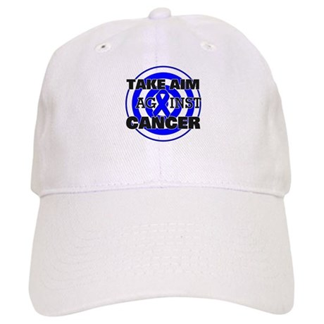 Take Aim - Colon Cancer Cap