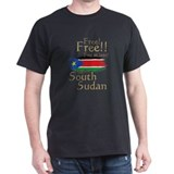 South Sudan Free at last! T-Shirt