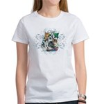 Cuddly Kittens Women's T-Shirt