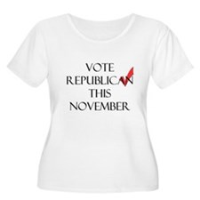 Vote Republican Get It RIGHT T-Shirt