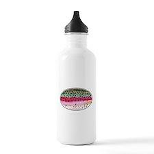 Rainbow Trout Fishing Water Bottle