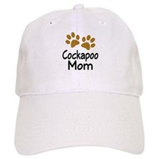 Cute Cockapoo Mom Baseball Cap