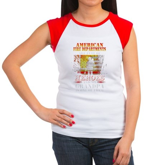Cute Goldendoodle Mom Organic Kids T-Shirt (dark)