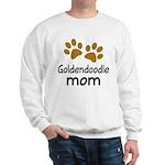 Cute Goldendoodle Mom Sweatshirt