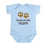 Cute Goldendoodle Mom Infant Bodysuit